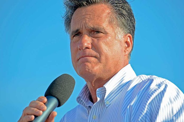 Mitt Romney Attacks Republicans Who Challenge Election Issues