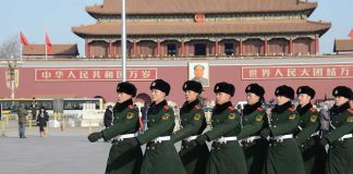 China Makes Threat Against Taiwan Independence