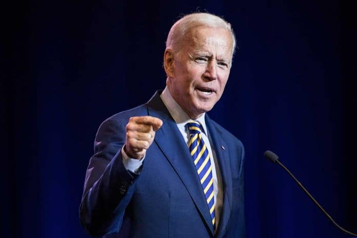 Biden Commits Moving Forward With Liberal Agenda