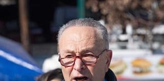 Schumer Threatens Action If Gop Continues to Disrupt Left Agenda