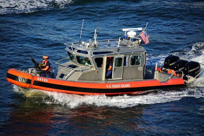 Coast Guard Rescues Immigrants From Stuck Boat Off US Coast