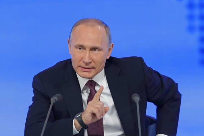 Russia Accuses United States of Violating Treaty