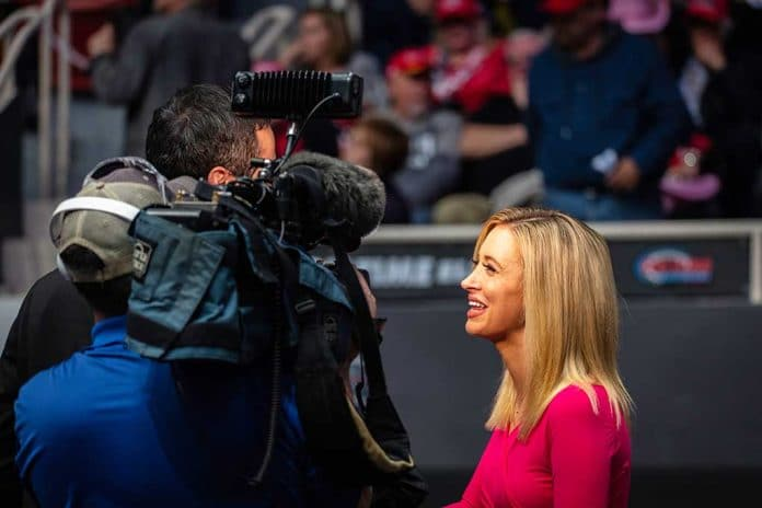 Kayleigh McEnany Says Being a