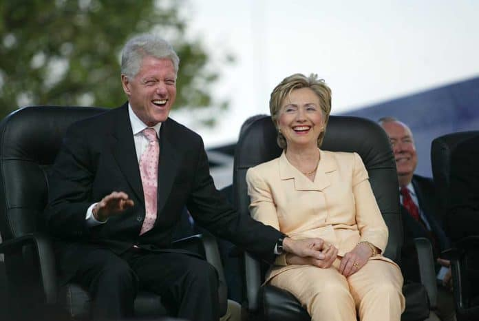 Bill Clinton Deflects Blame for Cancel Culture