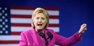 Hillary Clinton Accuses GOP of Propping Up Putin