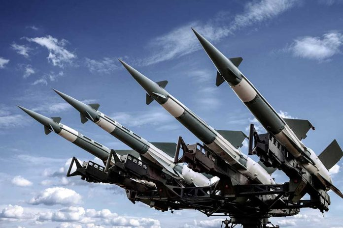 US Missiles Launched for First Time in Months