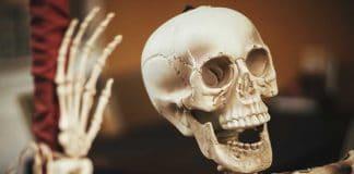 Skeletons Compete for Strange Title