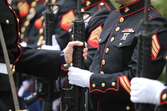 Marine Fired for Criticizing Command