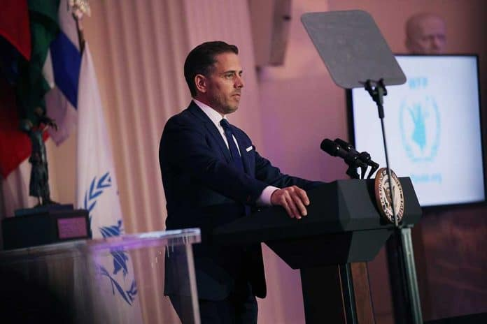 White House Silent Amid Reports About Hunter Biden's Chinese Investments