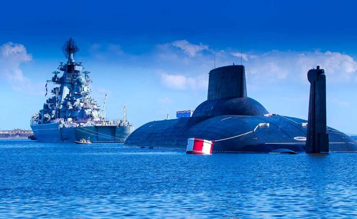 U.S. Nuclear Sub Hit Underwater By Mysterious Object