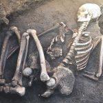 Skeleton Discovered is a Mt. Vesuvius Victim Fleeing Deadly Volcano